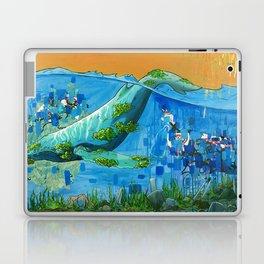 Open Sea Laptop & iPad Skin