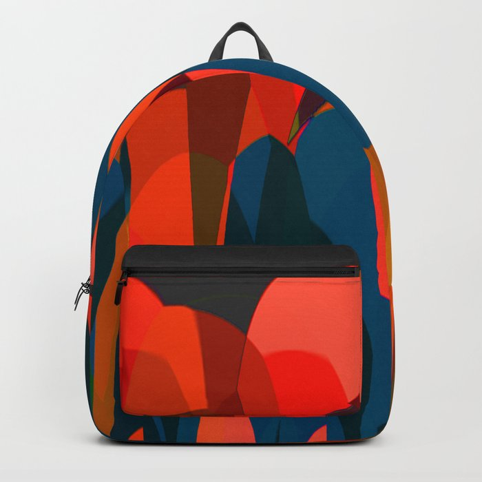 African Night Backpack