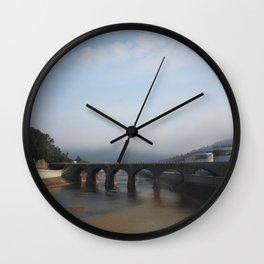 Johnstown. Wall Clock