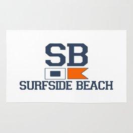Surfside Beach - South Carolina. Rug