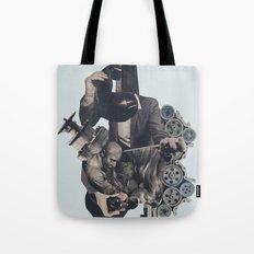 Aftershock Tote Bag