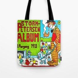 Cartoon comics 10 Tote Bag