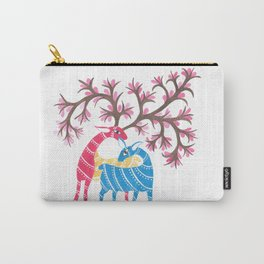 Deer tree Carry-All Pouch