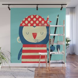catch of the day Wall Mural