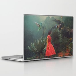 20 Seconds before the Rain Laptop & iPad Skin