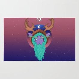 Malfurion The Green Beard | WoW Rug