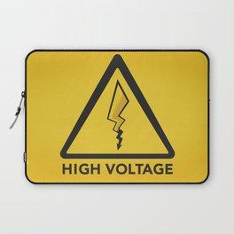 High Voltage Laptop Sleeve