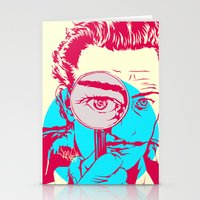 dali Stationery Cards featuring Dali   by Vee Ladwa