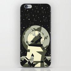Werewolf in the Moon iPhone & iPod Skin