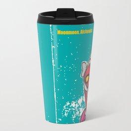 Magenta the Murder Clown Travel Mug