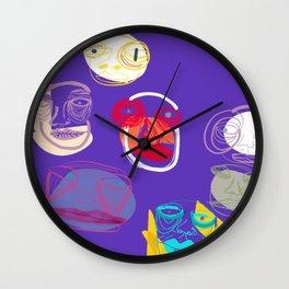 Sweetly Wall Clock