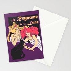 Royaume de la Lune Nouveau Stationery Cards