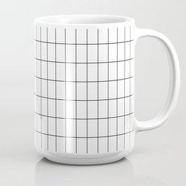 City Grid Coffee Mug