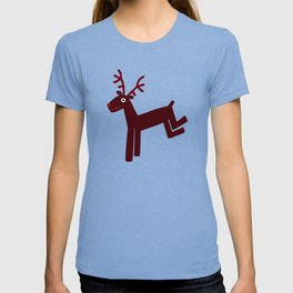 Reindeer-Red T-shirt