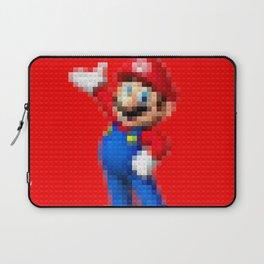 Mario - Toy Building Bricks Laptop Sleeve