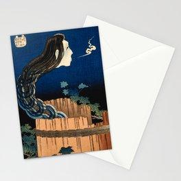 Katsushika Hokusai - The Plate Mansion Stationery Cards