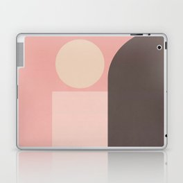 Minimal Geometric Shapes 12 Laptop & iPad Skin