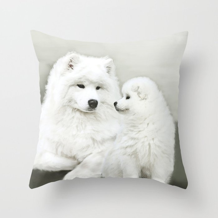 """"""" Together Once More """" Throw Pillow"""