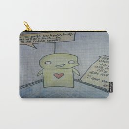 I wrote you a poem Carry-All Pouch