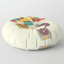 Symphony Floor Pillow