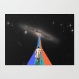 I spent way too much time at work Canvas Print