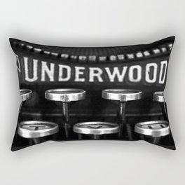 Vintage style no. 5 Rectangular Pillow