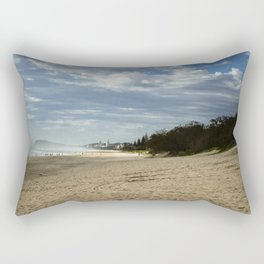 Broadbeach Beach Rectangular Pillow