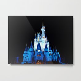 Where Dreams Come True Metal Print