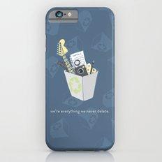 Never Delete Slim Case iPhone 6s