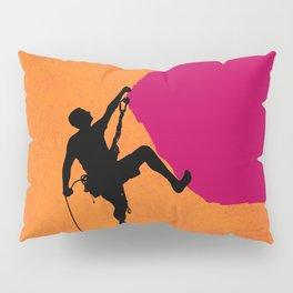 Climbing Pillow Sham