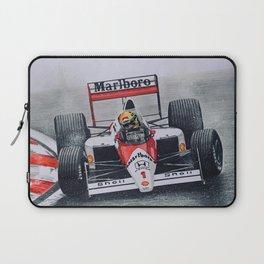 Senna, King of the rain Laptop Sleeve