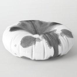 Form Ink Blot No. 7 Floor Pillow