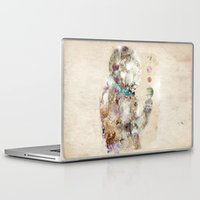 spaceman Laptop & iPad Skins featuring spaceman by bri.buckley