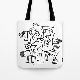 Lads Tote Bag