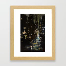 Christmas Dream Framed Art Print