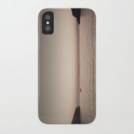 Calm Crossing II iPhone Case