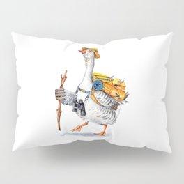 Hiking Goose Pillow Sham