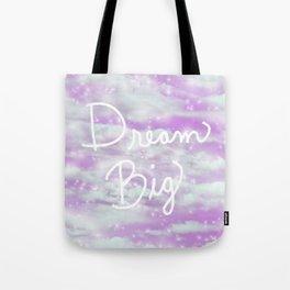 Dream Big - Lavender  Tote Bag