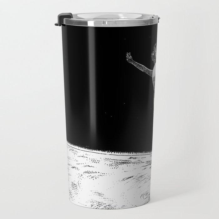 asc 579 - Le vertige (Gaze into the abyss) Travel Mug