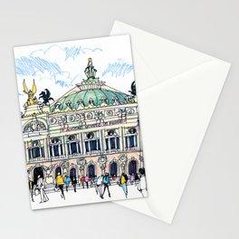 Palais Garnier, Paris Stationery Cards