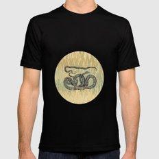 Python ~ The Summer Series Mens Fitted Tee Black MEDIUM