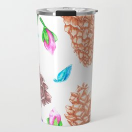 From Summer to Autumn (color) Travel Mug
