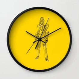 Kill bill killed Wall Clock