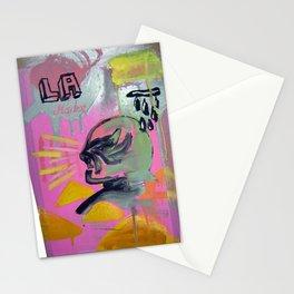 Los perros románticos Stationery Cards