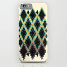 Diamond pattern iPhone 6s Slim Case