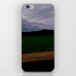Seven Sisters by the Farm iPhone Skin