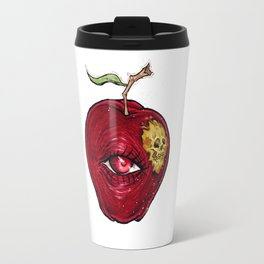 Snow White Poison Apple Travel Mug