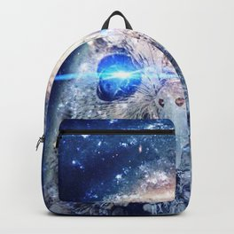 Owl with Lasers Backpack