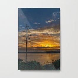 Perfect SoCal Sunset Metal Print