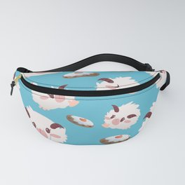 Poros and Cookies Fanny Pack